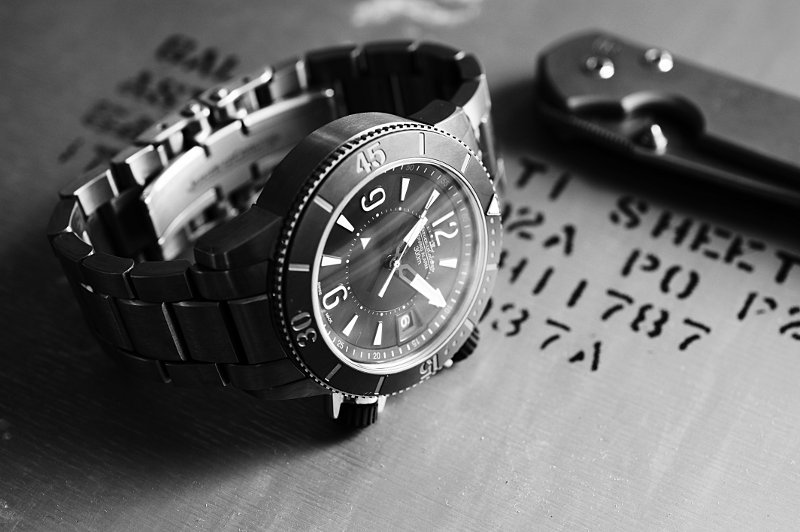 Jaeger LeCoultre Compressor Diving GMT Nsa8